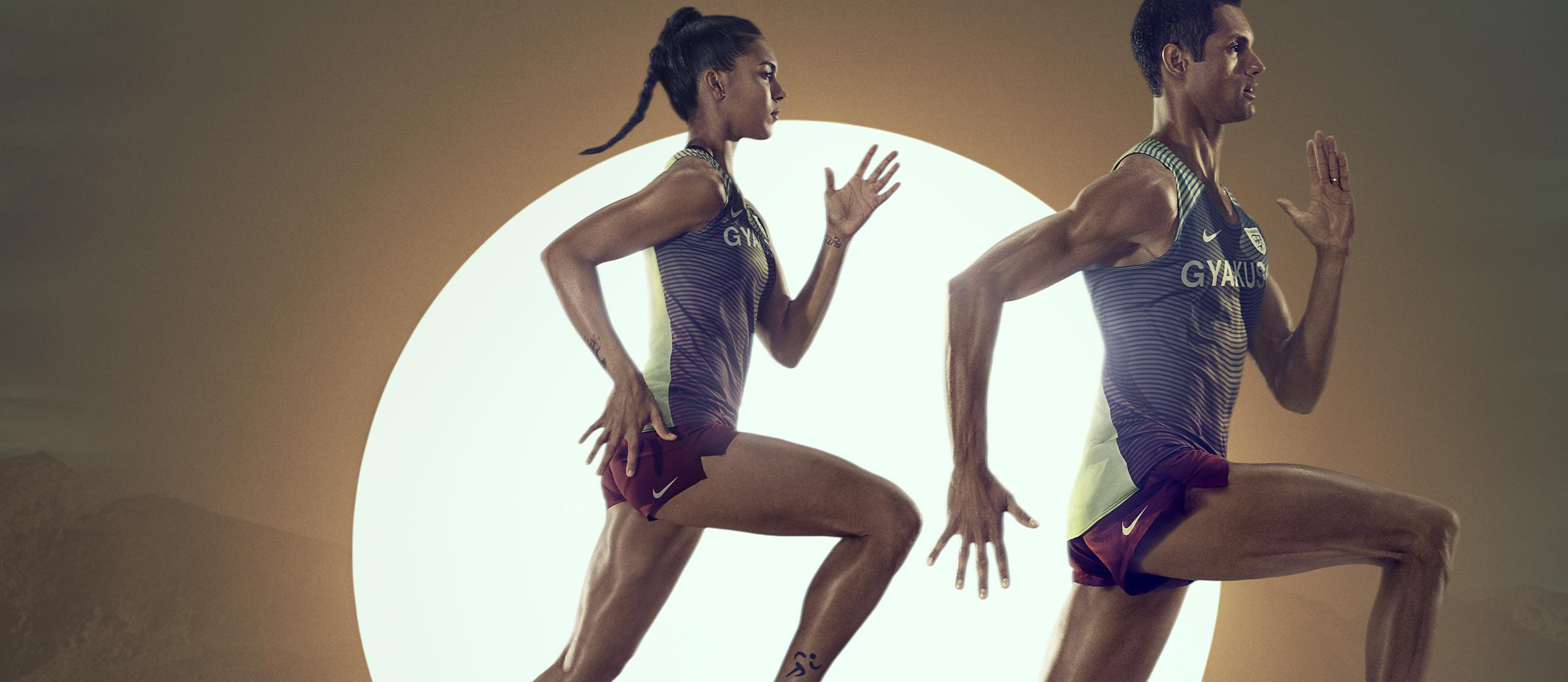 NikeLab Gyakusou コレクション