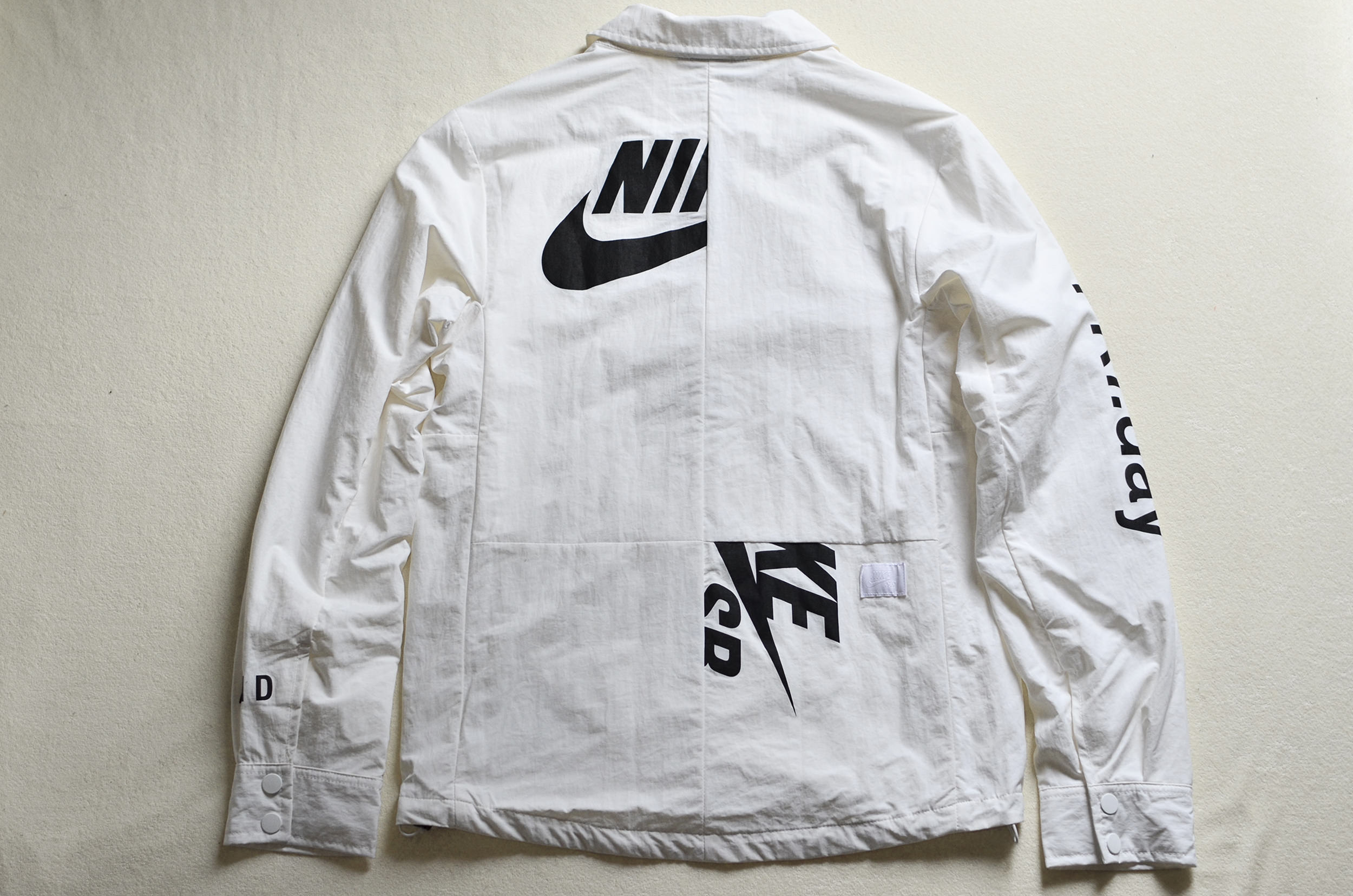 SL/Nike SB Cope Coaches Jacket LIFEWARES Inc.